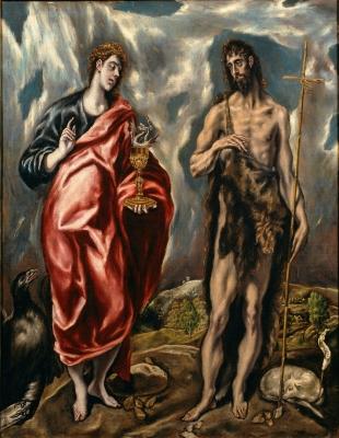 S.Joan Bautista i San Joan Evangelista